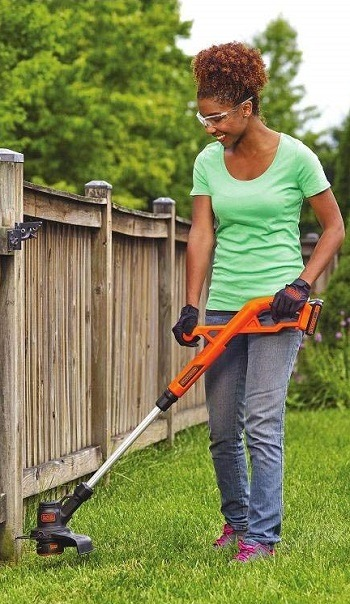 Battery Operated Weed Eater >> Best Battery Powered Weed Eater Wacker String Trimmer Review