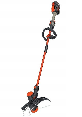 Black And Decker String Trimmer With 60v Battery Lst560c